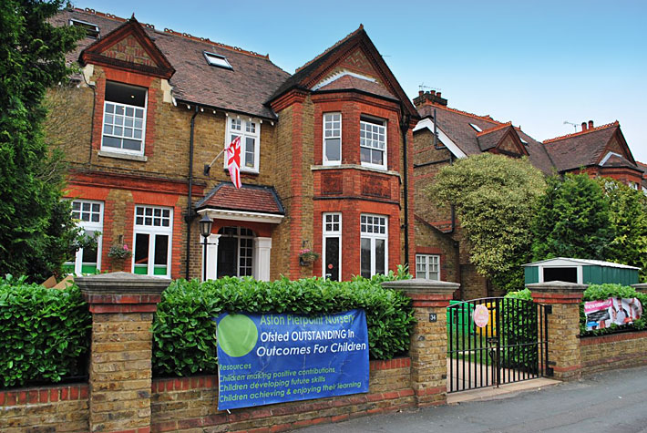 Aston Pierpoint Nursery and Pre-School