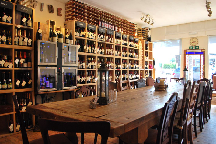 Cheese & Wine Company, Hampton