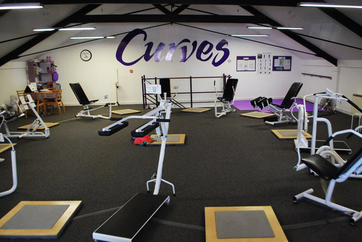 Curves Women's Fitness, Hampton