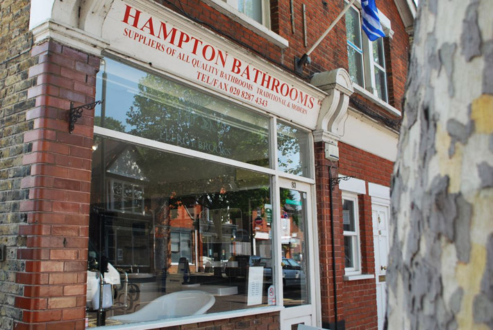 Hampton Bathrooms, Hampton