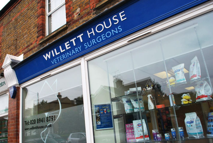 Willett House Veterinary Surgeons